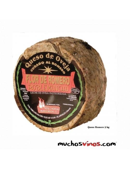 Queso Romero Roblemancha 1 kg