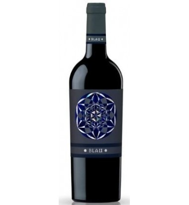 Blau 2016 * Vino tinto, D.O. Montsant, 50% Cariñena, 25% Syrah y 25% Garnacha