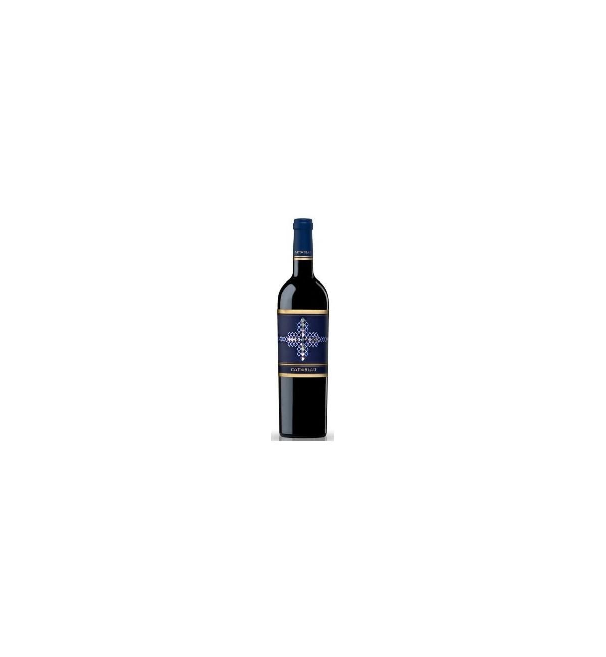 Can Blau 2016 * Vino Tinto, D.O. Montsant, 40% Cariñena, 40% Syrah y 20% Garnacha