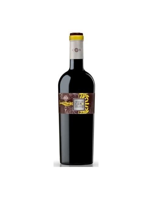 Mas de Can Blau 2012 * Vino Tinto, D.O. Montsant, 35% Cariñena, 35% Syrah y 30% Garnacha