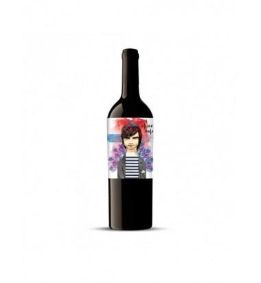 El chico malo * Vino tinto, Yecla, Monastrell y Cabernet Sauvignon, Winery ON