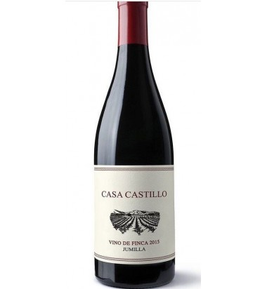 Casa Castillo Vino de Finca 2017 * Vino tinto, Jumilla, Monastrell, Garnacha - muchosvinos.com