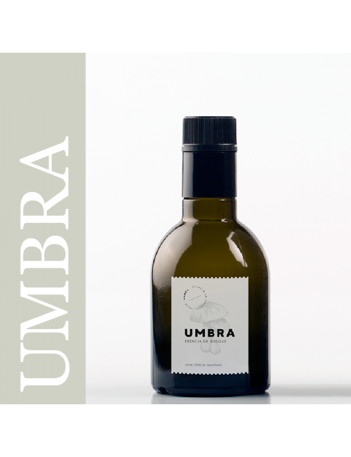 Umbra - Esencia de bosque (1 botella de 250ml) Aceite ecológico