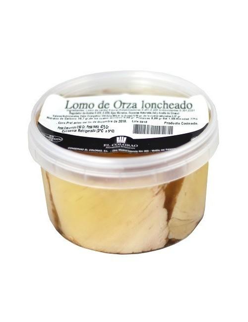 """Lomo de Orza Loncheado """"El Colorao"""" 0,5 kg aprox."""