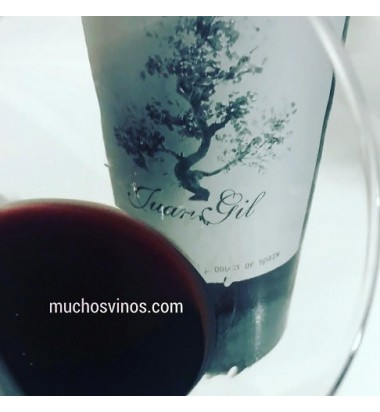 Juan Gil  Etiqueta Plata 2016 - Vino Tinto, Jumilla, Monastrell