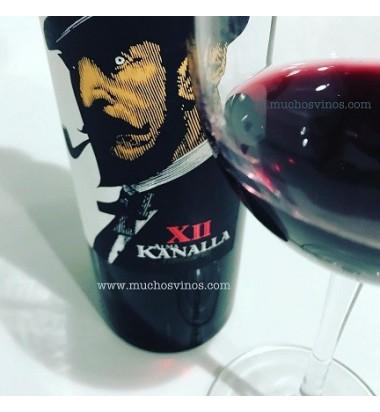 Alma Kanalla Monastrell XII - muchosvinos.com