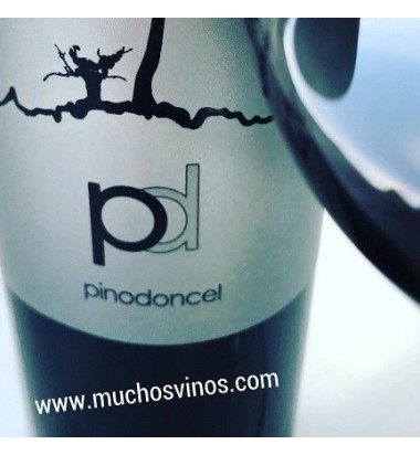 Pino Doncel Black 2017 * Vino Tinto, Jumilla, Monastrell...