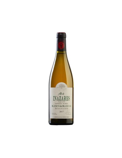 Blanco de Blancas 2017 * Vino Blanco, Viognier, Chardonnay, Alto de Inazares