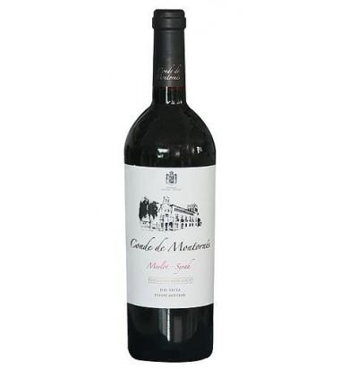 Merlot-Syrah 2016 * Conde De Montornés, Vino tinto, Yecla
