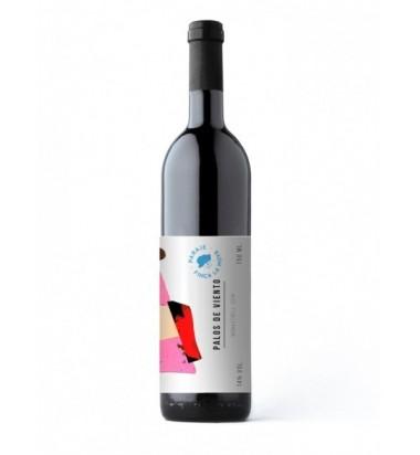 Palos de Viento 2016 - Vino tinto, Monastrell, Alicante