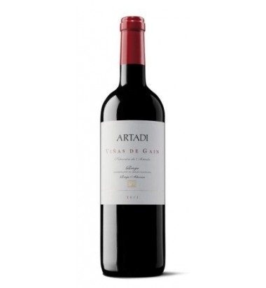 ARTADI Viñas de Gaín 2015 * Vino Tinto, Tempranillo, Rioja-Álava
