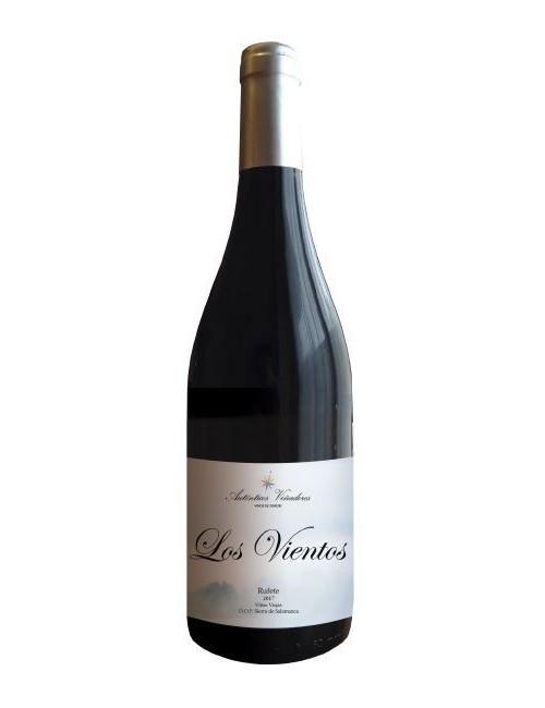 Los Vientos 2018 - Autenticos Viñadores - Vino tinto - Rufete - Sierra de Salamanca