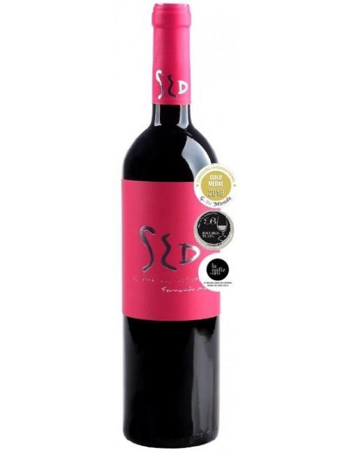 Sed 2015-2016 * Vino Tinto, Garnacha, Cariñena, Syrah