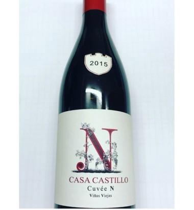 Casa Castillo Cuvée N 2015  - Vino Tinto (96 Puntos Robert Parker)