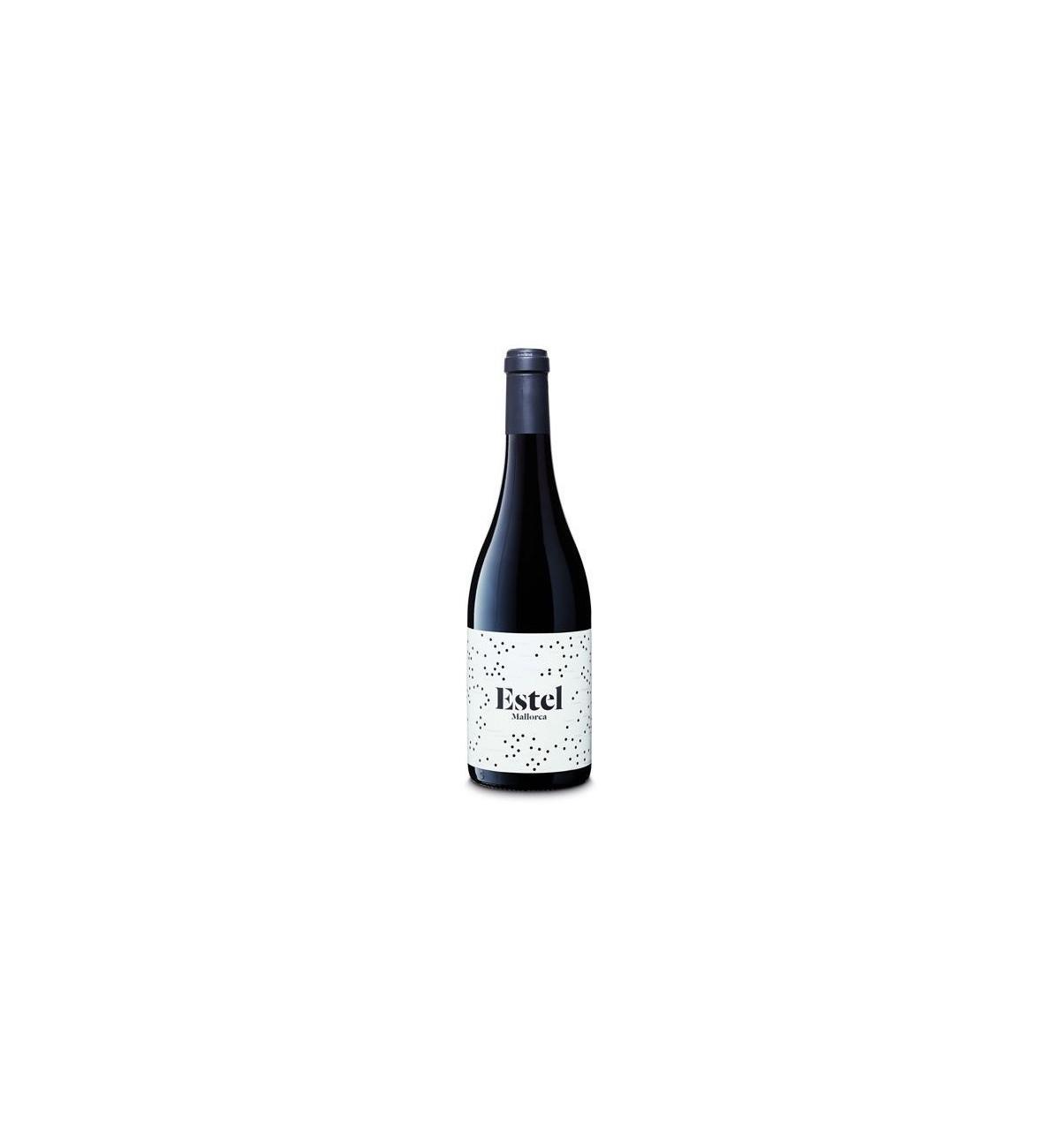 Estel 2017 * Vino tinto, Mallorca, Manto negro, Callet, Syrah, Merlot, Cabernet Sauvignon