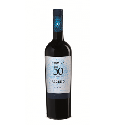 Alceño Syrah Premium 50 Barricas 2017 * Vino Tinto, Jumilla