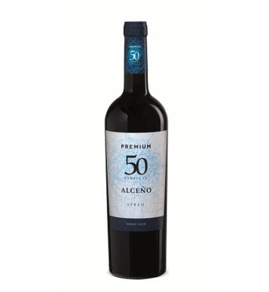 Alceño Syrah Premium 50 Barricas 2018 * Vino Tinto, Jumilla