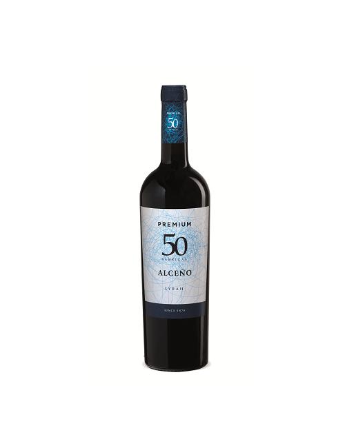 Alceño Syrah Premium 50 Barricas 2017 * Vino Tinto, Jumilla, MuchosVinos.Com