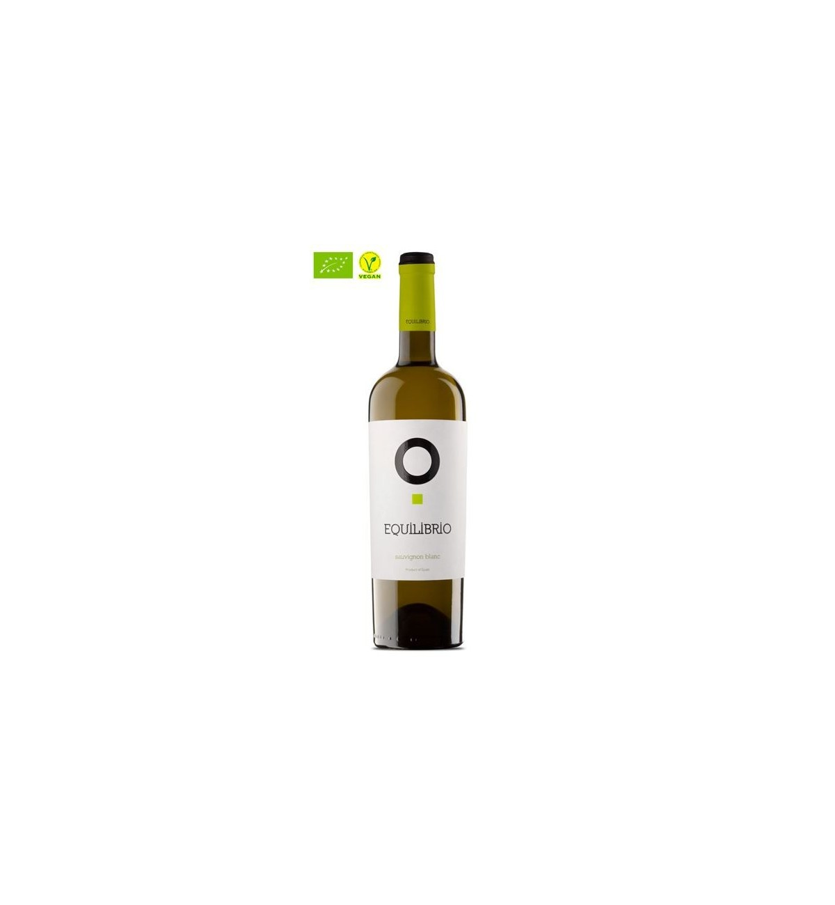 Equilibrio * Vino Blanco Sauvignon Blanc, Sierra Norte, Jumilla