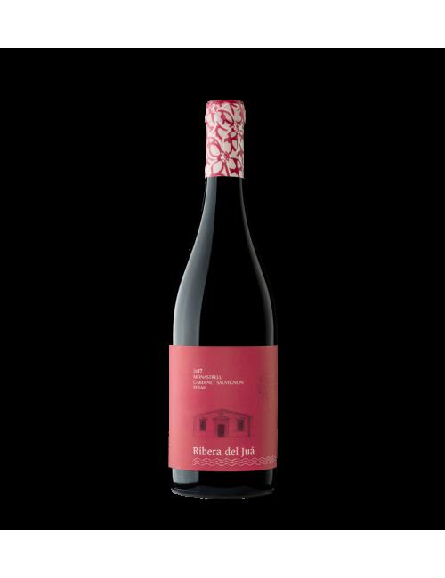 Tinto Crianza 2017 * Monastrell, Syrah y Cabernet Sauvignon, Ribera del Juá