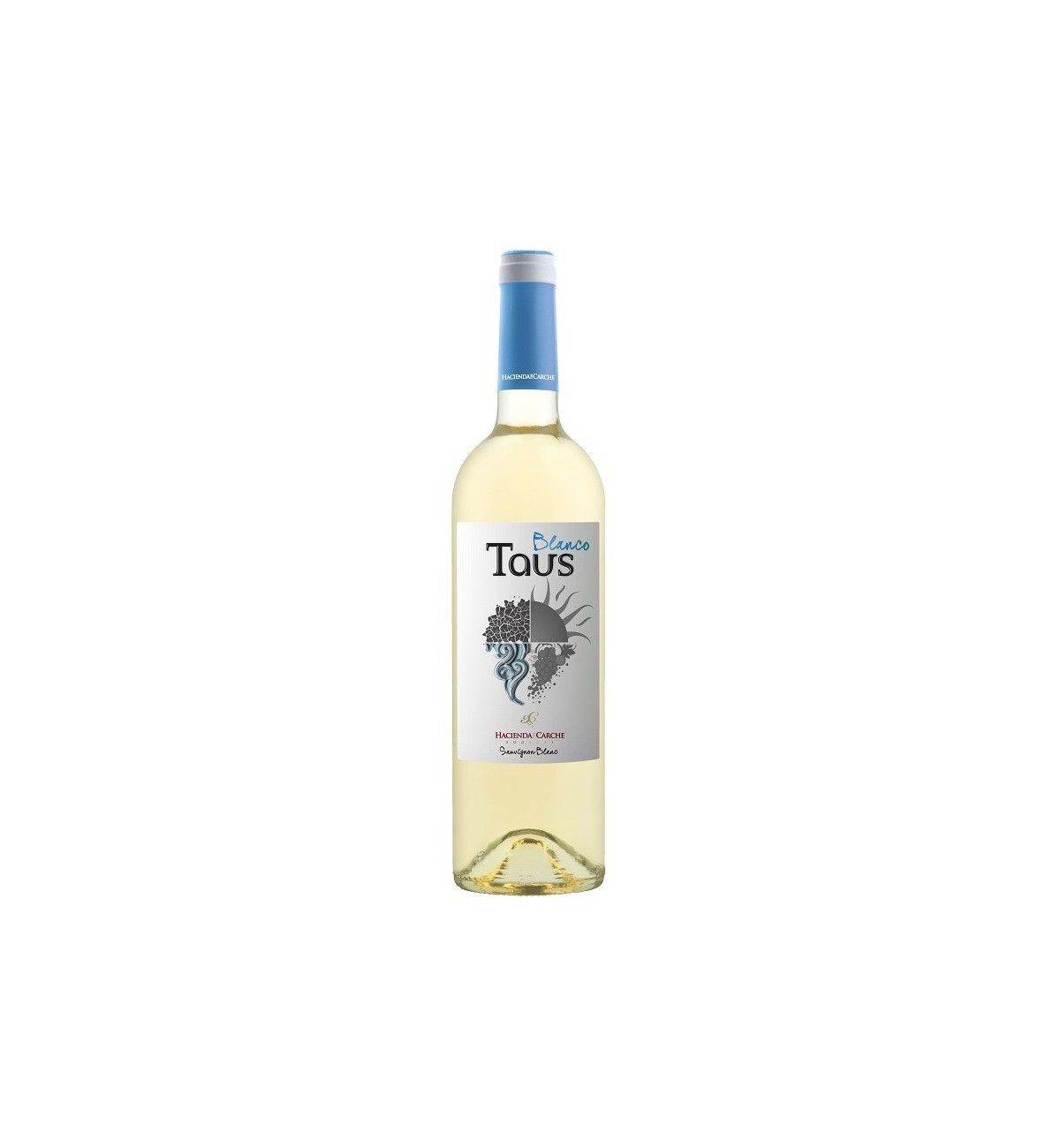 Taus Blanco 2018 - Vino Blanco Jumilla Sauvignon Blanc, Hacienda del Carche