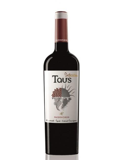 Taus Selección Semicrianza 2016 - Vino tinto, Jumilla, Monastrell, Syrah y Cabernet Sauvignon, Hacienda del Carche