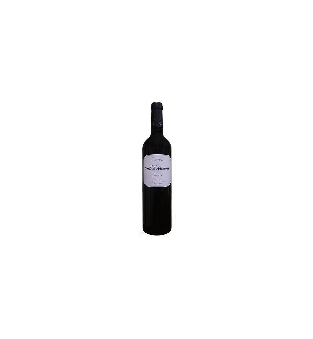 Monastrell 2018 * Conde De Montornés, Vino Tinto, Yecla