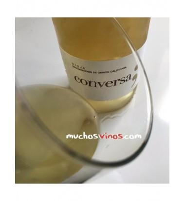 Conversa Blanco 2015 - Tempranillo Blanco, Sauvignon Blanc, Verdejo, Rioja