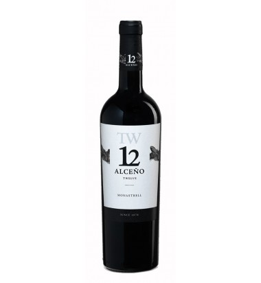 Alceño 12 Meses Twelve Tw 2016 * Vino Tinto, Jumilla, Monastrell, Syrah
