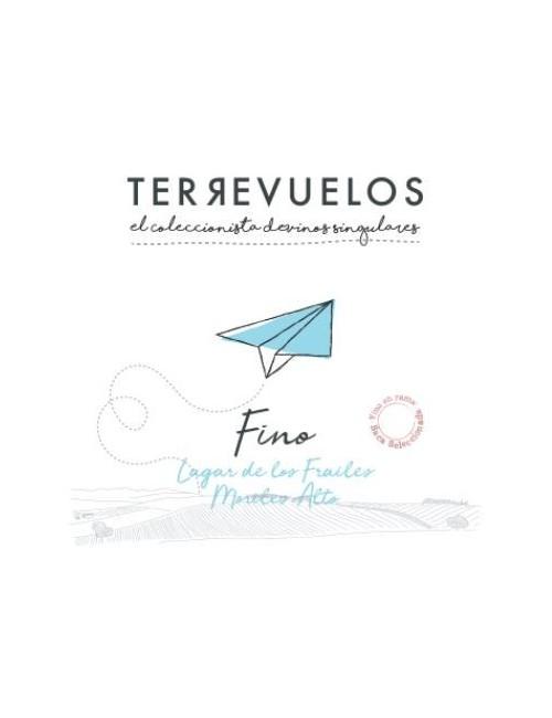 Fino Terrevuelos * Pedro Ximénez, 15 años edad media, Montilla-Moriles