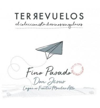 """Fino """"Don Jesús"""" Terrevuelos * Pedro Ximénez, 20 años edad media, Montilla-Moriles"""