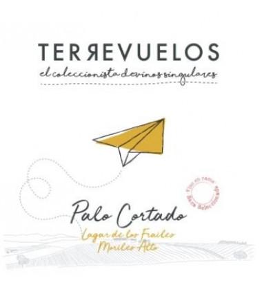 Palo Cortado Terrevuelos * Pedro Ximénez, 40 años edad media, Montilla-Moriles