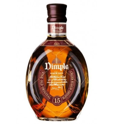 Dimple 15 años - Whisky