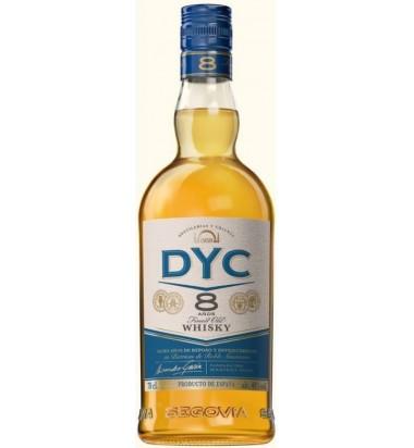 Dyc 8 años - Whisky