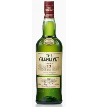 Glenlivet 12 años - Whisky