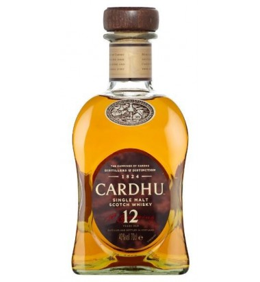 Cardhu 12 malta - Whisky