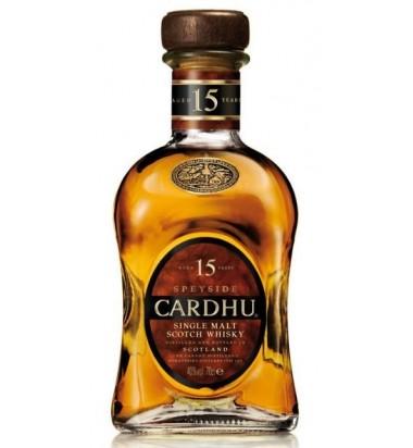 Cardhu 15 malta - Whisky