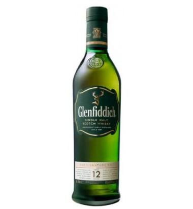 Glenfiddich 12 años - Whisky