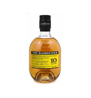 Glenrothes 10 años - Whisky
