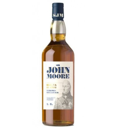 Sir John Moore Galician 10 años - Whisky