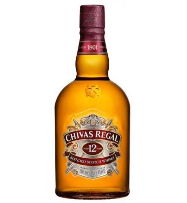 Chivas 12 años  - Whisky