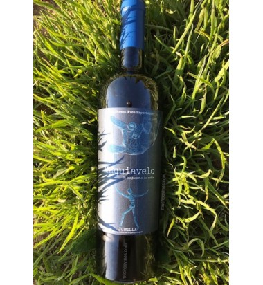 Maquiavelo Crianza 2015 * Monastrell, Jumilla, vino tinto