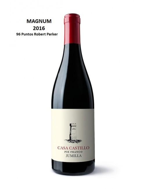 MAGNUM Casa Castillo Pie Franco 2016 MAGNUM - Vino Tinto, Jumilla, Monastrell (96 Puntos Robert Parker)